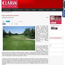 Chile: Discriminación y clasismo