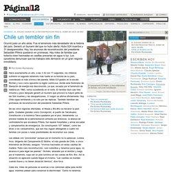 Chile un temblor sin fin
