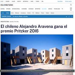 El chileno Alejandro Aravena gana el premio Pritzker 2016