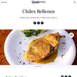 Chiles Rellenos