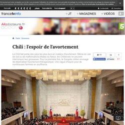 Chili : l'espoir de l'avortement
