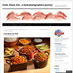 Cook, Shoot, Eat…a food photographers journey