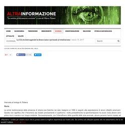LE SCIE CHIMICHE, UN ALTRO ENIGMA DEL CIELO – AltraInformazione
