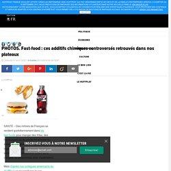 Fast-food : ces additifs chimiques controversés retrouvés dans nos plateaux