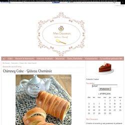 Chimney Cake - Gâteau Cheminée - Mes Douceurs