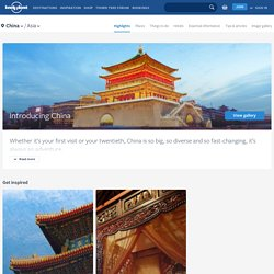 China - Travel Guide, Info & Bookings – Lonely Planet