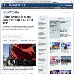 China levanta la mano para sustituir a EU en el TPP