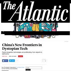China's Face-Scanning Craze