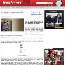 Chinafrique : ce que cache la doctrine