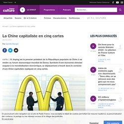 La Chine capitaliste en cinq cartes
