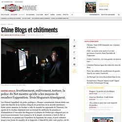 Blogs et châtiments