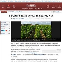La Chine, futur acteur majeur du vin