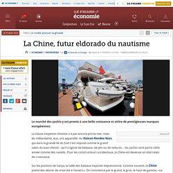 La Chine, futur eldorado du nautisme