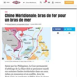 Chine Méridionale: bras de fer pour un bras de mer
