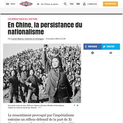 En Chine, la persistance du nationalisme
