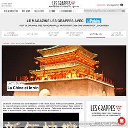 Le Magazine Les Grappes