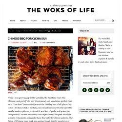 Chinese BBQ Pork (Cha Siu)
