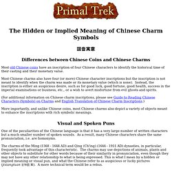 Hidden Meaning of Symbols