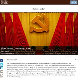 The Chinese Communist Party