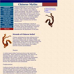 Chinese Myths