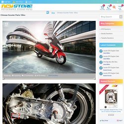 Chinese Scooter Parts 150cc