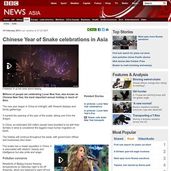 Millions prepare to celebrate Chinese Lunar New Year