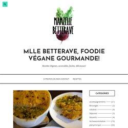 Pâté Chinois - Mlle Betterave, Foodie Végane Gourmande!