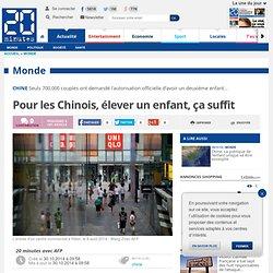 Chine : gérer la masse démographique comme outil de croissance