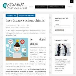 Réseaux sociaux chinois -Regards Interculturels