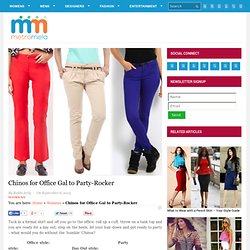 Online Fashion Shopping Guide for Men and Women