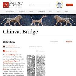 Chinvat Bridge