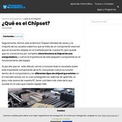 ¿Qué es el Chipset? - Tecnología + Informática