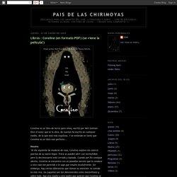 Pais de las Chirimoyas: Libros : Coraline (en formato PDF) (se viene la pelicula!)