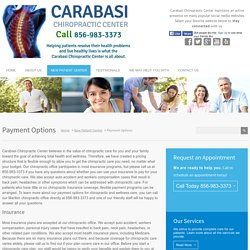 Carabasi Chiropractic Center - Chiropractor In Marlton, NJ USA