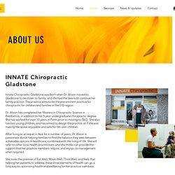 Innate Chiropractic Gladstone