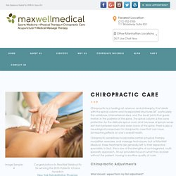 Chiropractic Therapy Clinic NYC