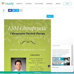 Chiropractor Physical Therapy