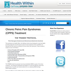 Health Within - Chiropractor In Cornwall; ON; Canada