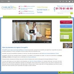 Vidéo Chirurgie Esthétique Tunisie
