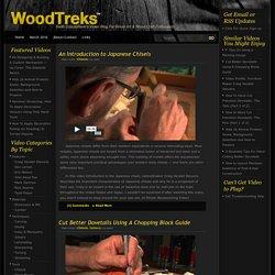 Chisels | WoodTreks