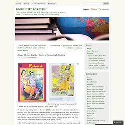 Amar Chitra Katha: India's Immortal Comics « books NOT borders
