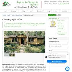 Chitwan National Park Tour cost : Himalayan Smile Treks