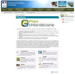 DAAF971 - Plan chlordécone.