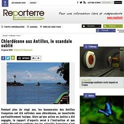 Chlordécone aux Antilles, le scandale oublié