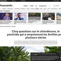 AFP 26/11/19 Cinq questions sur le chlordécone, le pesticide qui a empoisonné les Antilles pour plusieurs siècles