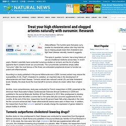 High chloresterol treatment