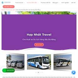 Cho thuê xe đưa đón tại sân bay Đà Nẵng - Hợp Nhất Travel