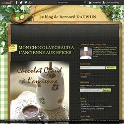 MON CHOCOLAT CHAUD A L'ANCIENNE AUX EPICES