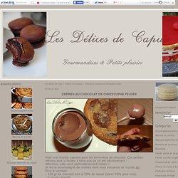 Crèmes au Chocolat de Christophe Felder