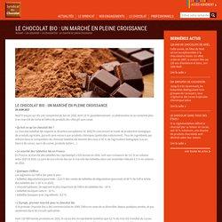 Le chocolat bio : un marché en pleine croissance